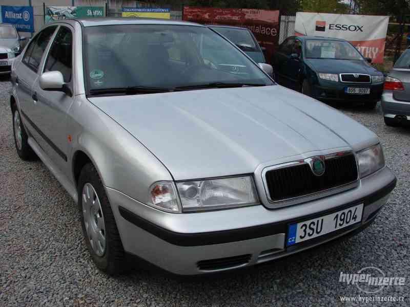 Škoda Octavia 1.6i r.v.1999 KLIMA EKO ZAPLACEN - foto 1