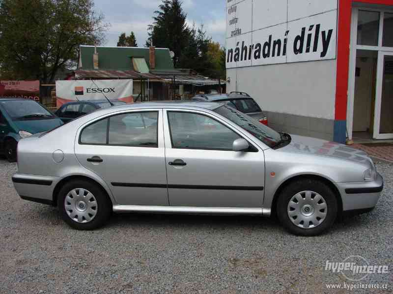 Škoda Octavia 1.6i r.v.1999 KLIMA EKO ZAPLACEN - foto 2