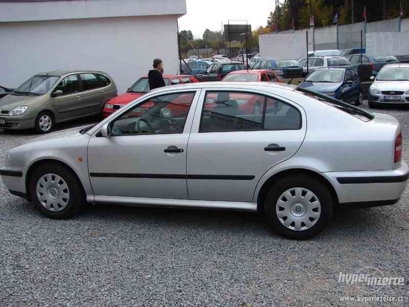 Škoda Octavia 1.6i r.v.1999 KLIMA EKO ZAPLACEN - foto 3