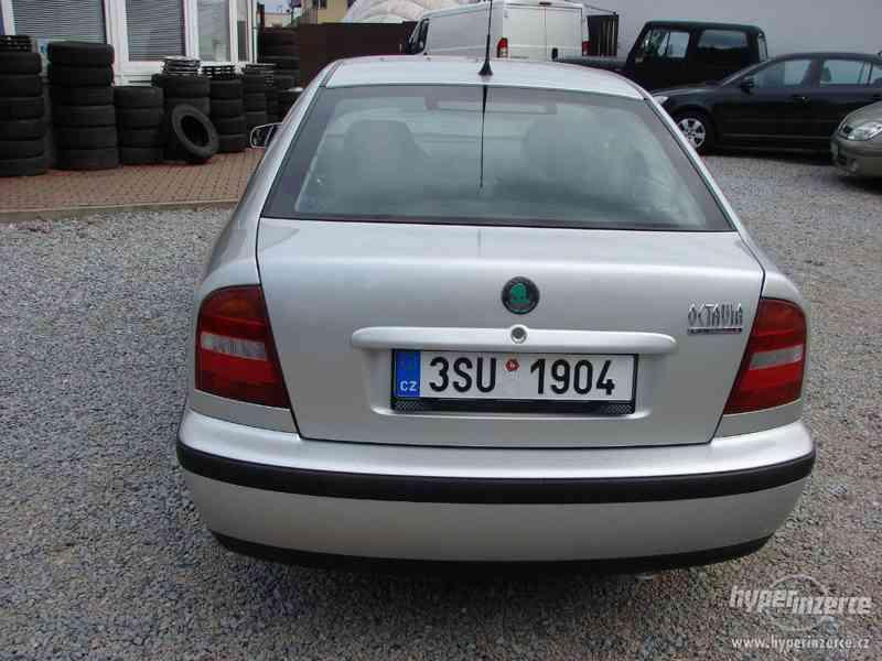 Škoda Octavia 1.6i r.v.1999 KLIMA EKO ZAPLACEN - foto 4