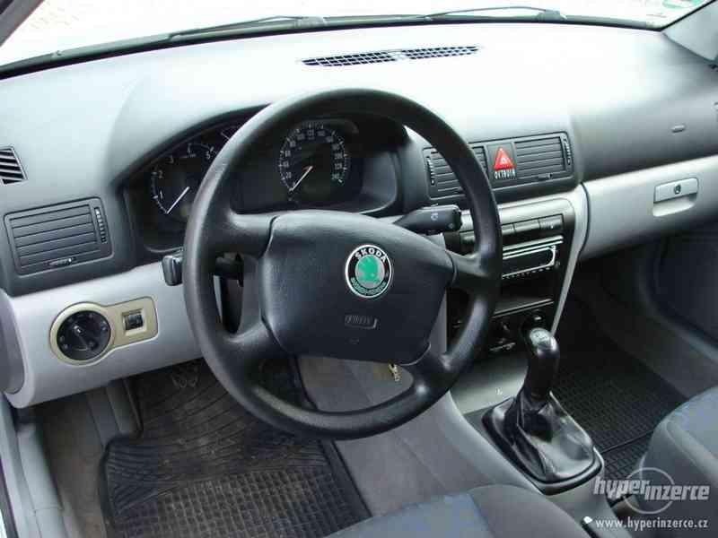 Škoda Octavia 1.6i r.v.1999 KLIMA EKO ZAPLACEN - foto 5