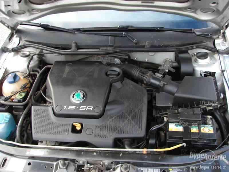 Škoda Octavia 1.6i r.v.1999 KLIMA EKO ZAPLACEN - foto 12