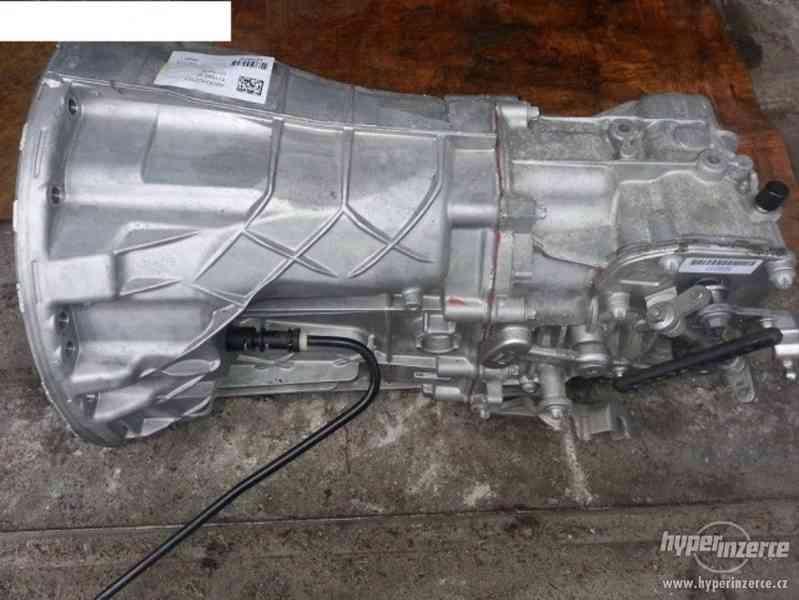 Převodovka Mercedes Sprinter 2.2cdi 6. rychlostní