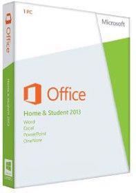 Microsoft Office 2013 Home and Student - druhotná licence