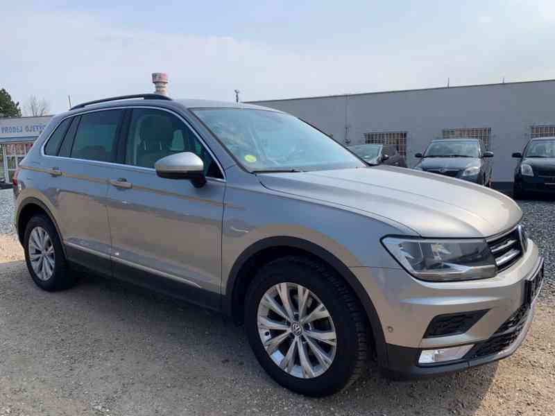 Volkswagen Tiguan 2.0 TDi 110kw HIGHLINE PLUS