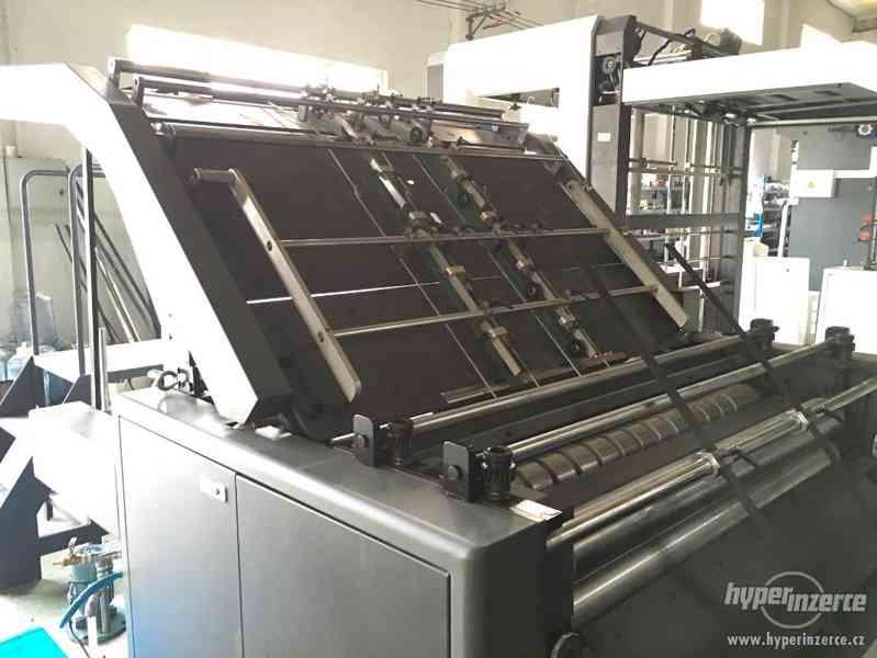 Poloautomatický kašírovací stroj - foto 3