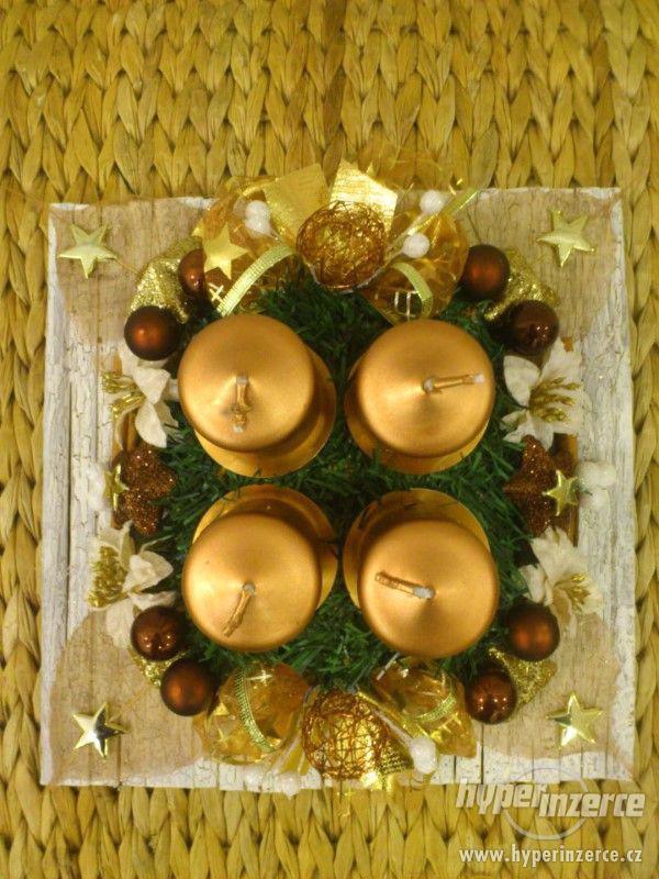 vyrobím na zakázku vánoční dekorace