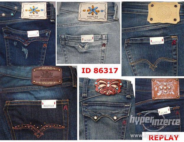 REPLAY DIESEL dámské oblečení 100% ORIGINAL