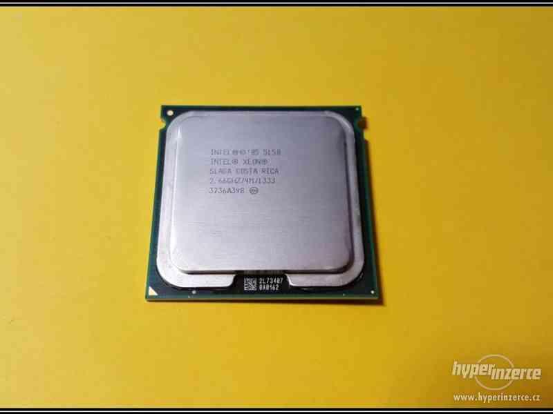 Intel Xeon Processor 5150, 2.66 GHz, SLAGA, SL9RU - foto 1