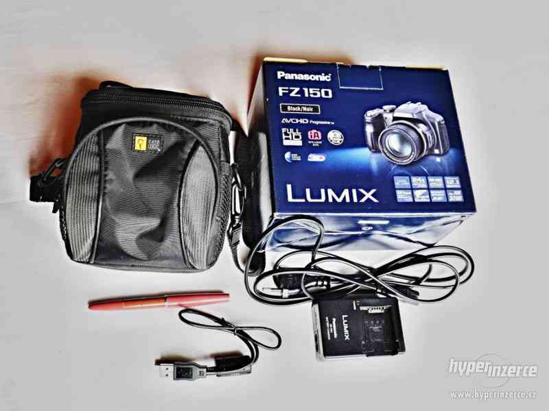 Panasonic - Lumix FZ 150
