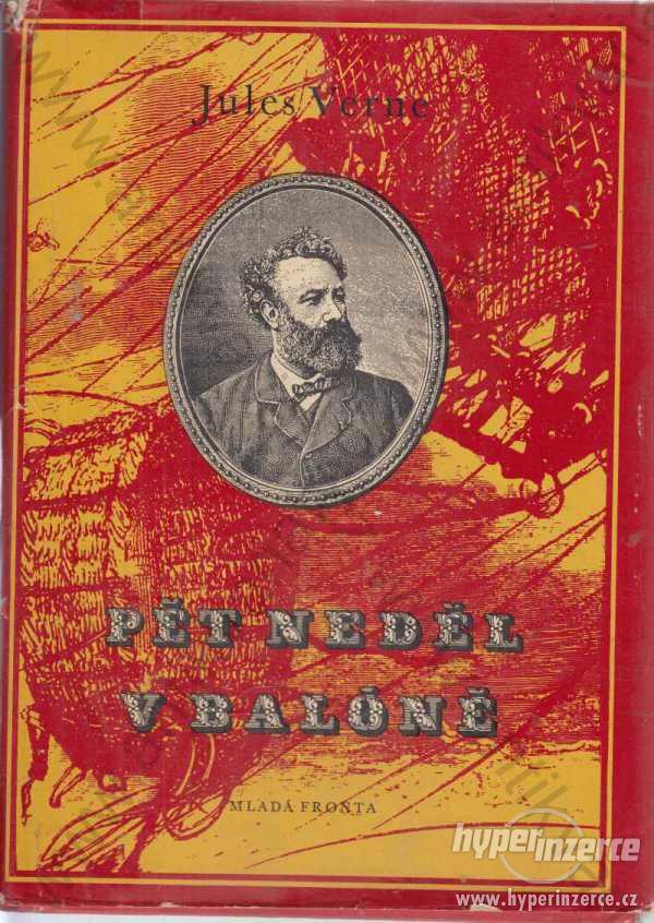 Pět neděl v balóně Jules Verne