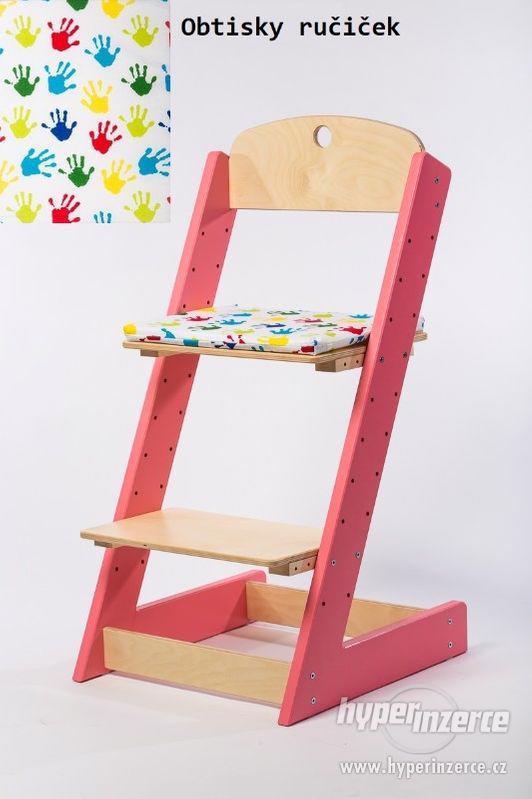 PODSEDÁKY k rostucím židlím ALFA a OMEGA - foto 1