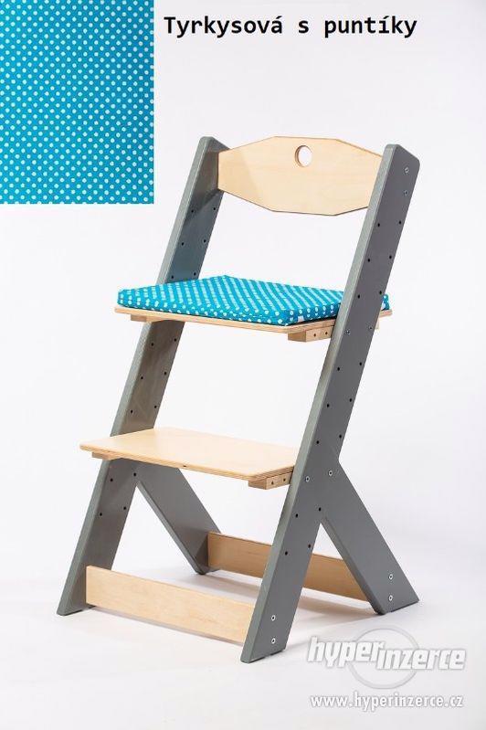 PODSEDÁKY k rostucím židlím ALFA a OMEGA - foto 2