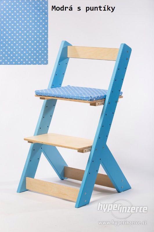 PODSEDÁKY k rostucím židlím ALFA a OMEGA - foto 3