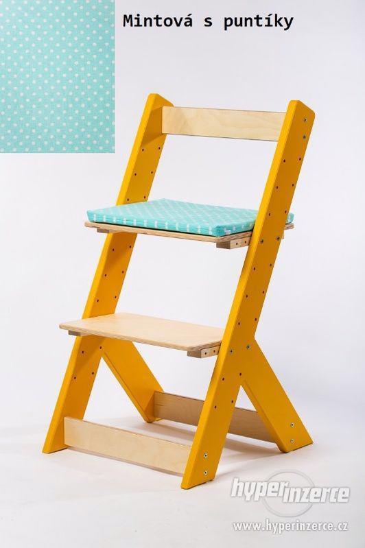 PODSEDÁKY k rostucím židlím ALFA a OMEGA - foto 4