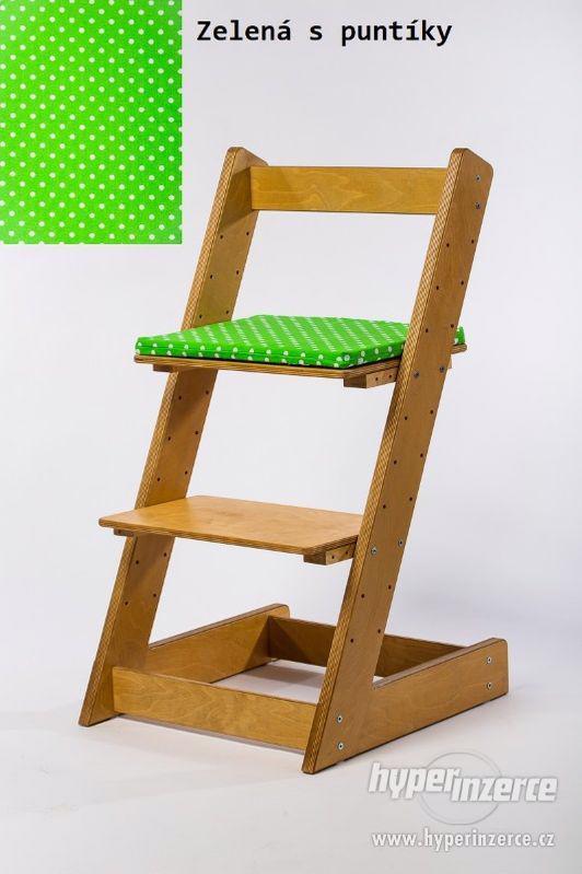 PODSEDÁKY k rostucím židlím ALFA a OMEGA - foto 5