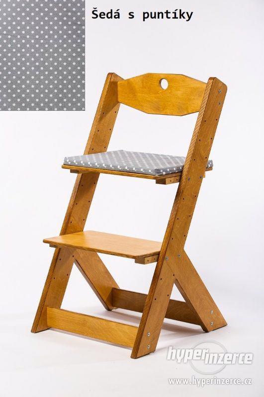 PODSEDÁKY k rostucím židlím ALFA a OMEGA - foto 6