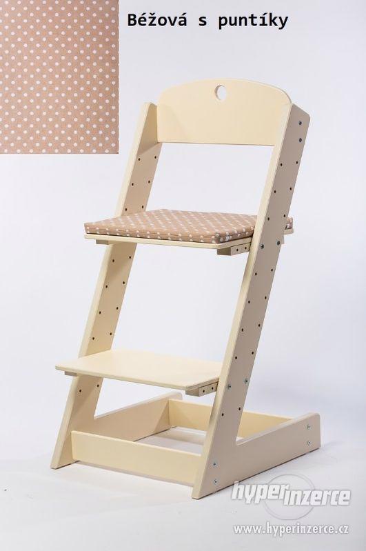 PODSEDÁKY k rostucím židlím ALFA a OMEGA - foto 7