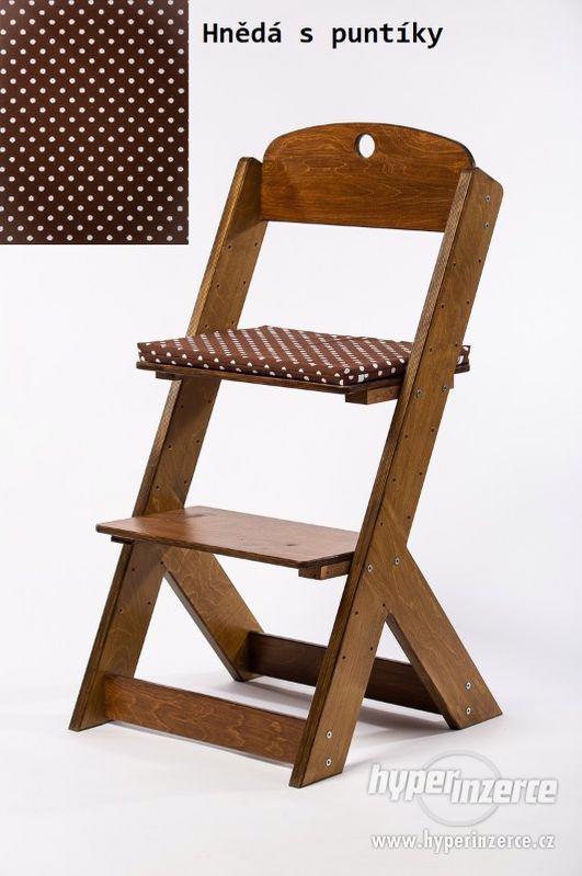PODSEDÁKY k rostucím židlím ALFA a OMEGA - foto 8