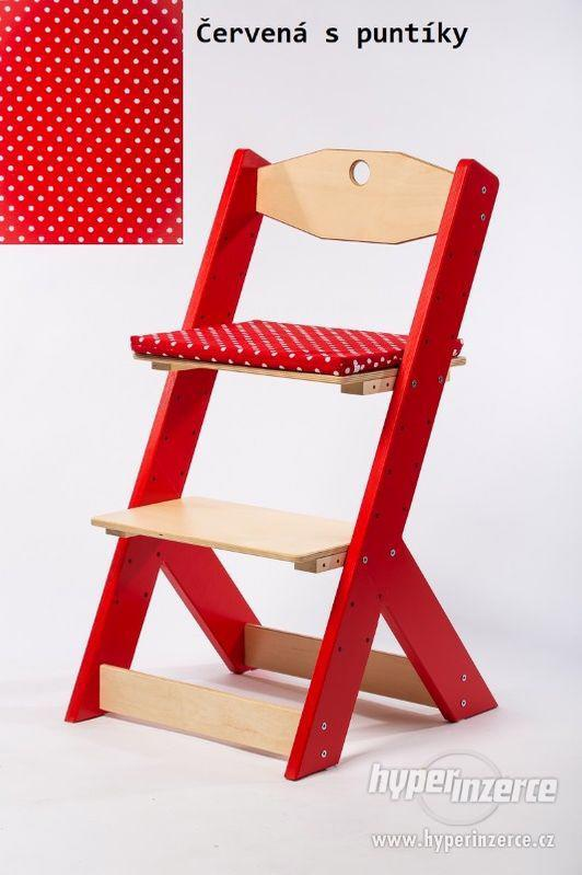 PODSEDÁKY k rostucím židlím ALFA a OMEGA - foto 10