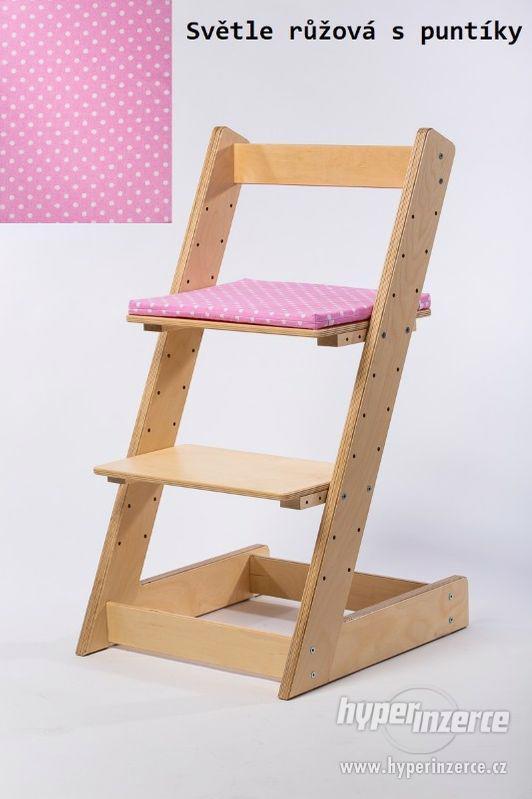 PODSEDÁKY k rostucím židlím ALFA a OMEGA - foto 11