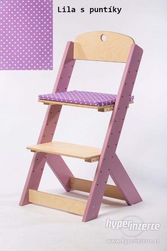 PODSEDÁKY k rostucím židlím ALFA a OMEGA - foto 15