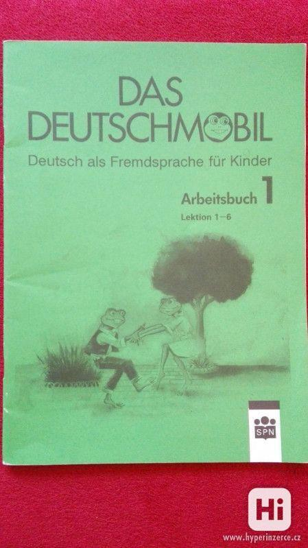 Das Deutschmobil 1 - Arbeitsbuch (pracovní sešit)