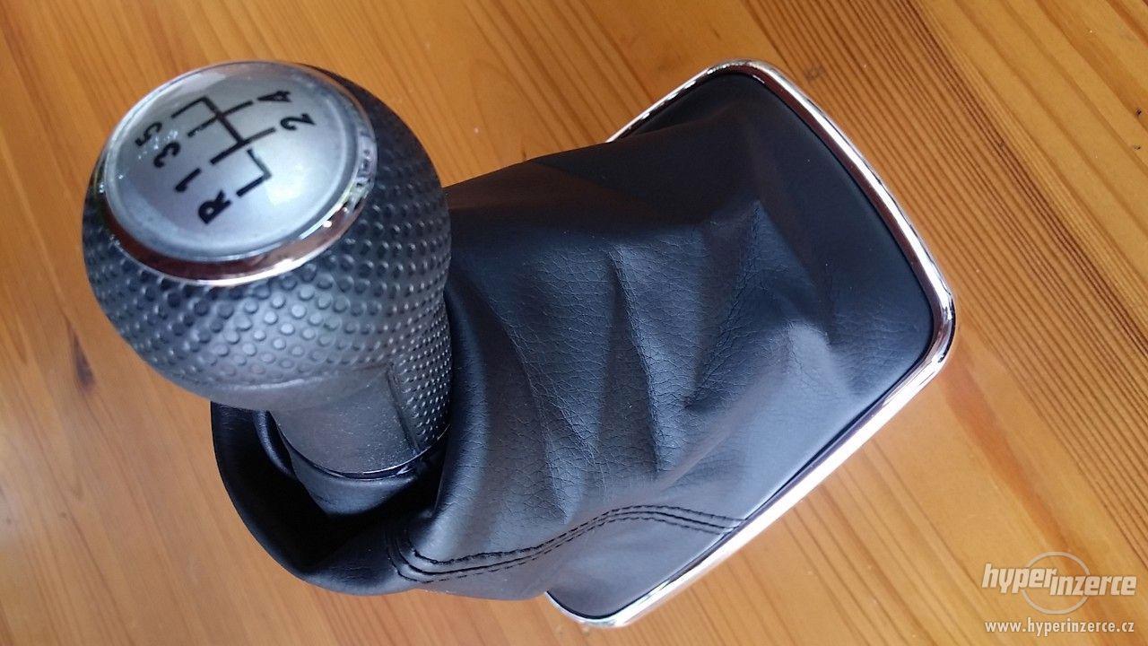 Řadící páka edice R32 LUXUSNÍ DESIGN pro VW GOLF4 / Bora4 - foto 1
