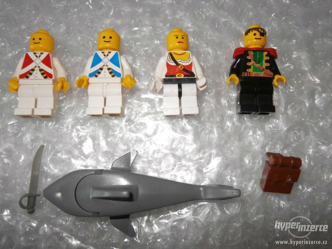 LEGO PIRATES MINIFIGURKY 5KS - foto 1