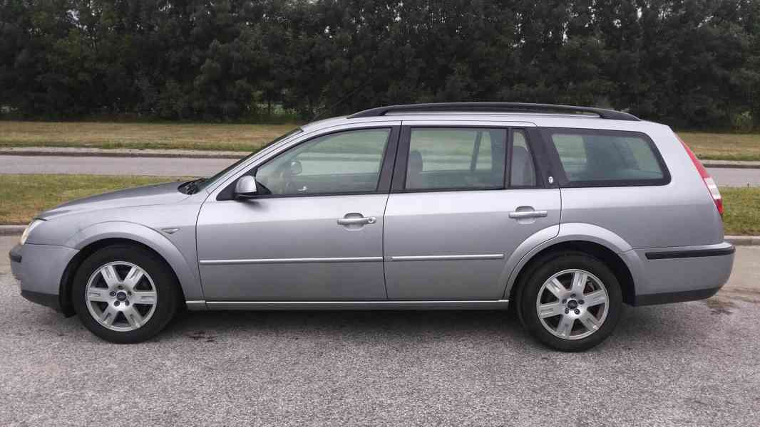 Ford Mondeo 2004, automat TD 2.0, na ND
