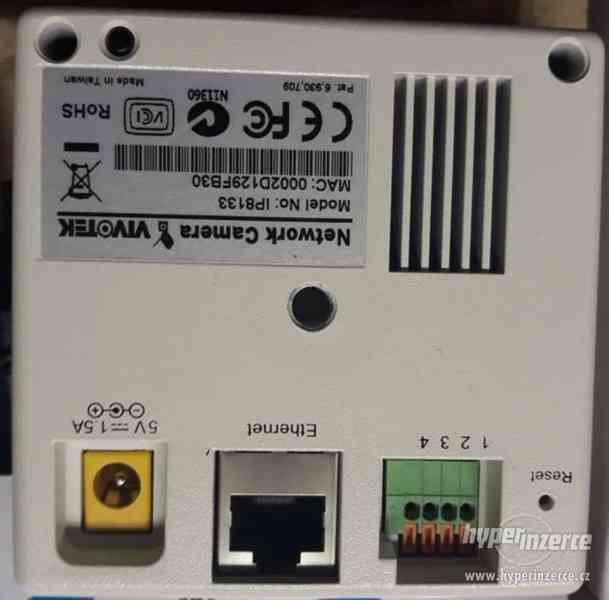 Prodám IP kameru VIVOTEK IP8133