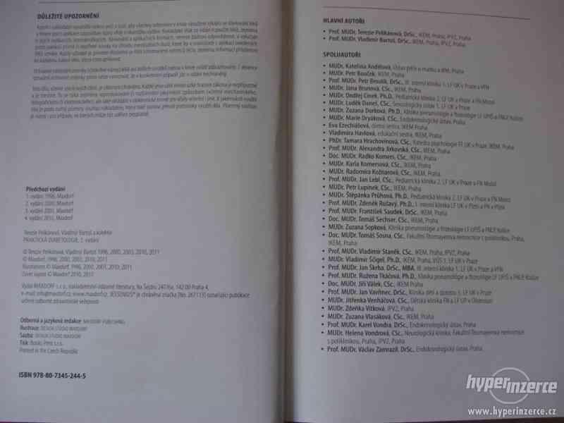 Lékařské knihy: Výchova k sexuálně reprodukčnímu zdraví - foto 2