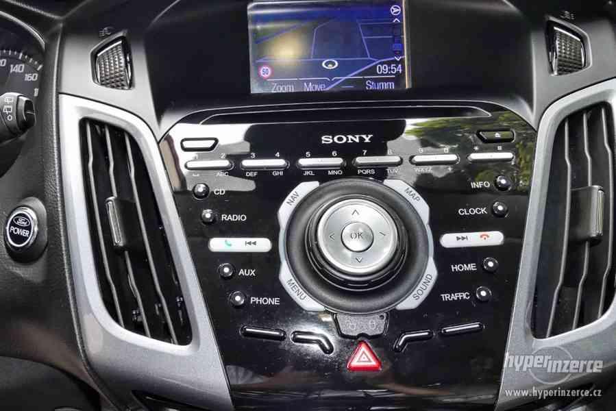 Ford Focus Titanium, combi, 140PS, 2.0L, automat - foto 2