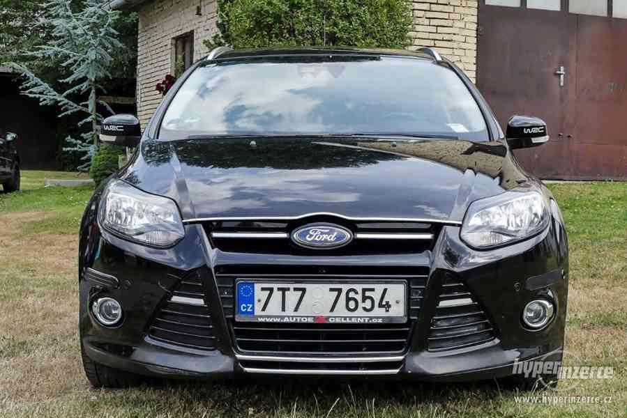 Ford Focus Titanium, combi, 140PS, 2.0L, automat - foto 13