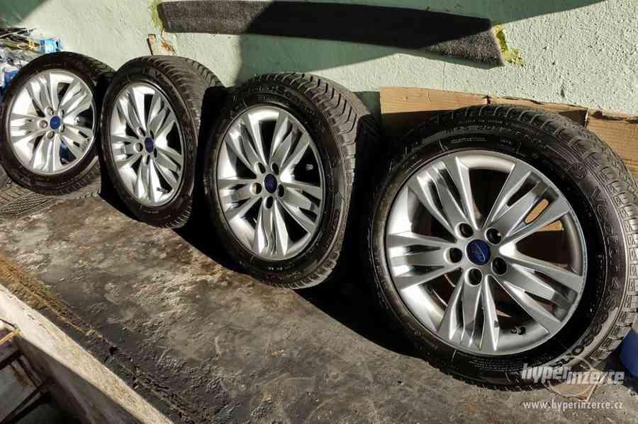 Ford Focus Titanium, combi, 140PS, 2.0L, automat - foto 20