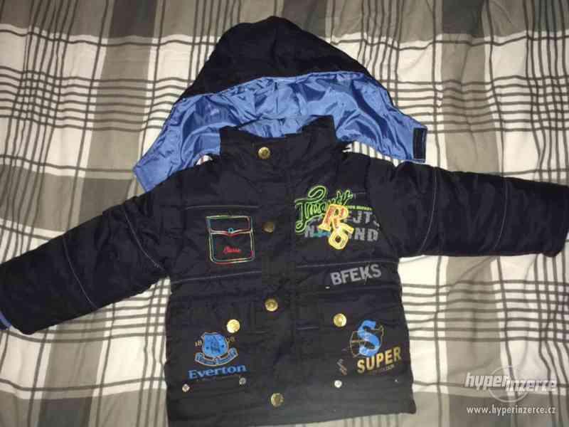 Zimní bunda vel.2 roky - foto 1