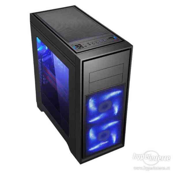 Herní PC AMD RYZEN 5 1600 3,2Ghz+GTX 1060 6GB