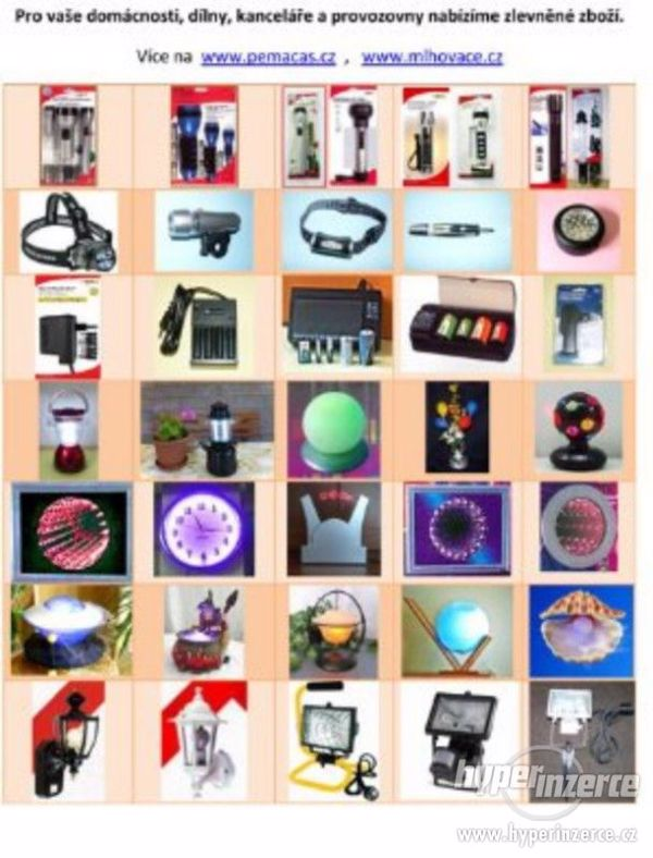 Nabídka zlevněného zboží se zárukou - foto 5