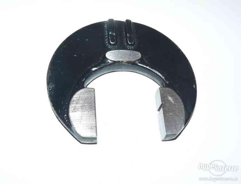 Kalibr 35 h8 (0;-0,039) třmenový JEDNOSTRANNÝ ocel.plech