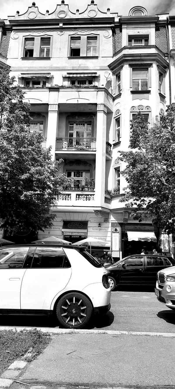 Hledám byt ke koupi v Praze
