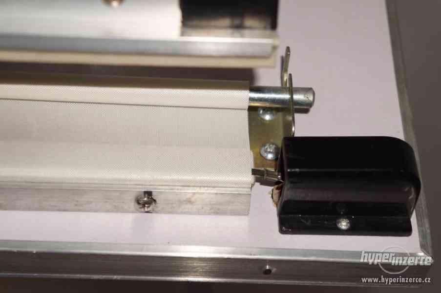 Svářečky folií hliníková konstrukce, svar 500x2 mm - foto 3