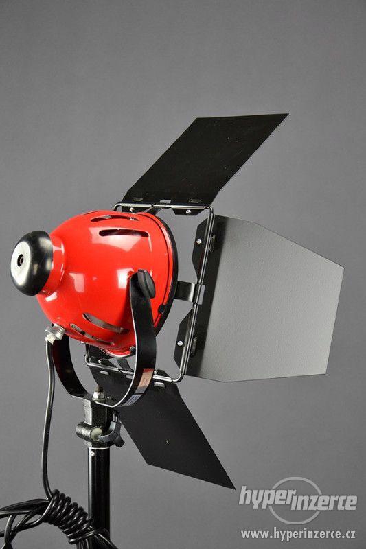 Video světlo READ HEAD 800w se stmívačem ELEMENTRIX