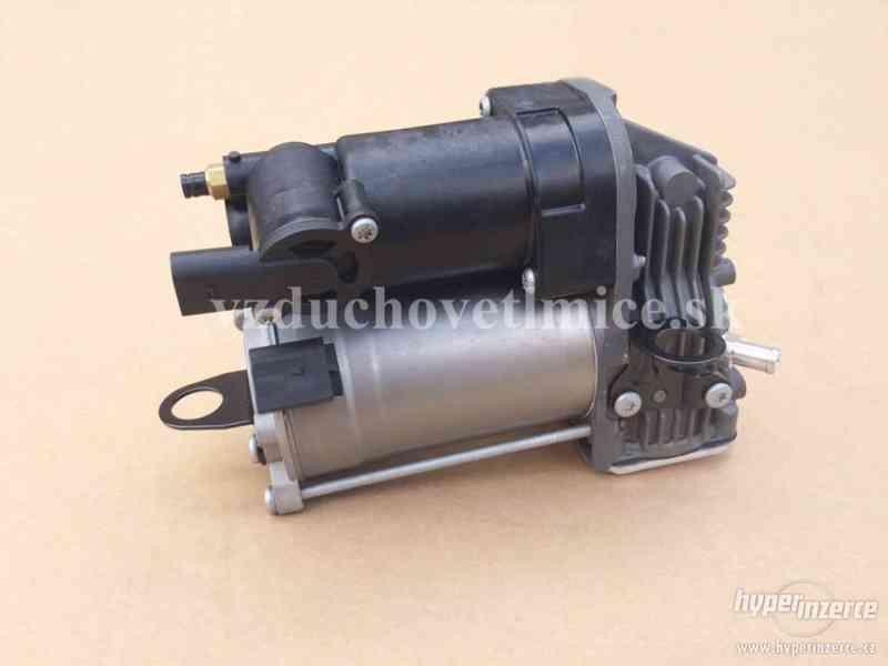 Nový vzduchový kompresor podvozku MB ML/GL/R -class W164...
