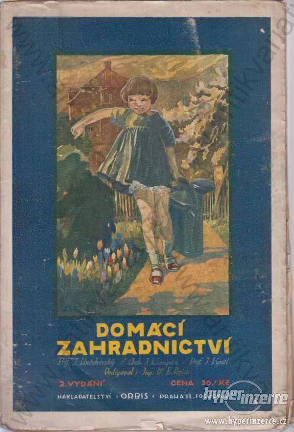 Domácí zahradnictví J. Kynčl 1928