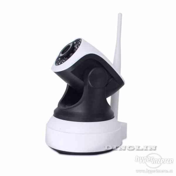 HD Wi-fi kamera, IP s nočním viděním, 720p - foto 8