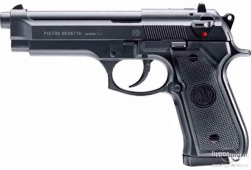 Airsoft Pistole Beretta M92 FS AGCO2