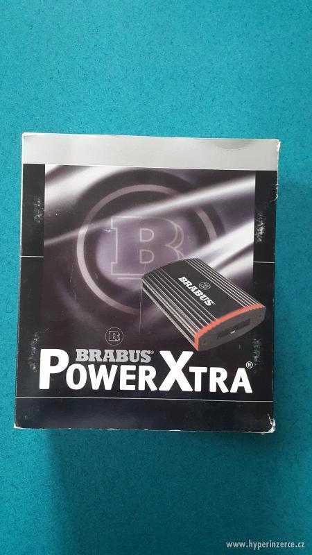 Chip BRABUS D6 III PowerXtra pro Mercedes S 320 CDI - foto 1