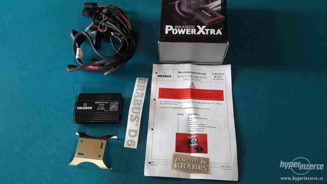 Chip BRABUS D6 III PowerXtra pro Mercedes S 320 CDI - foto 3