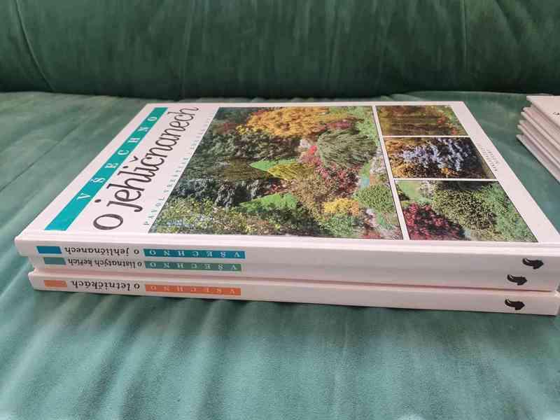 Knihy o zahradnictví - foto 4