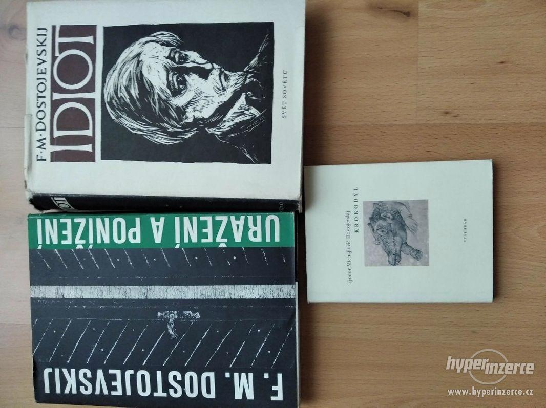 Prodám pěkné knihy !! - foto 1